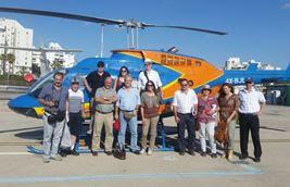 Legisladores y líderes de todo el arco político de Uruguay visitan Israel