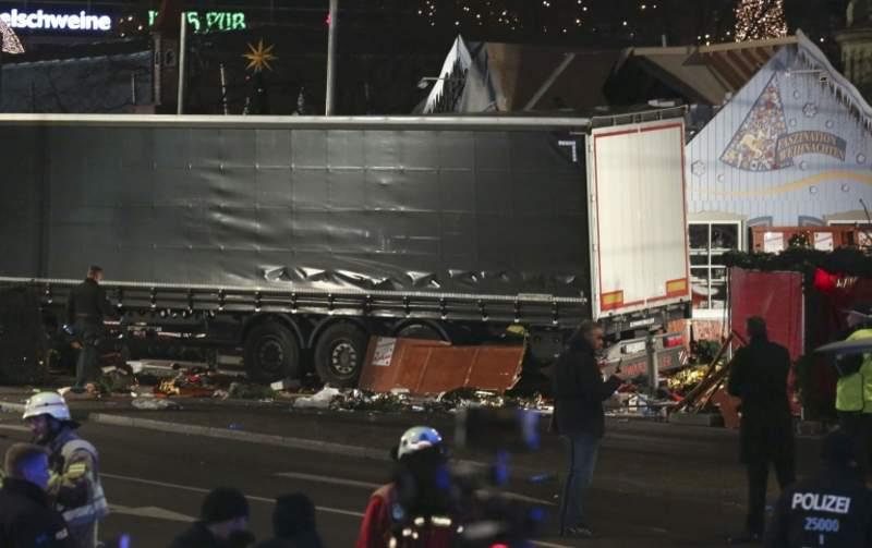 Presunto ataque terrorista en Berlín