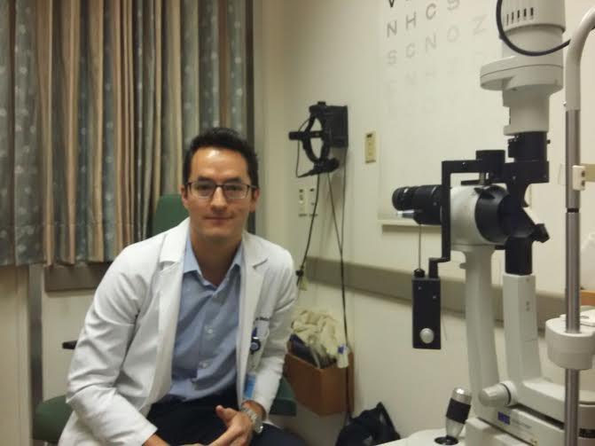 La experiencia de un joven médico no judío que como sus padres eligió Israel para ejercer