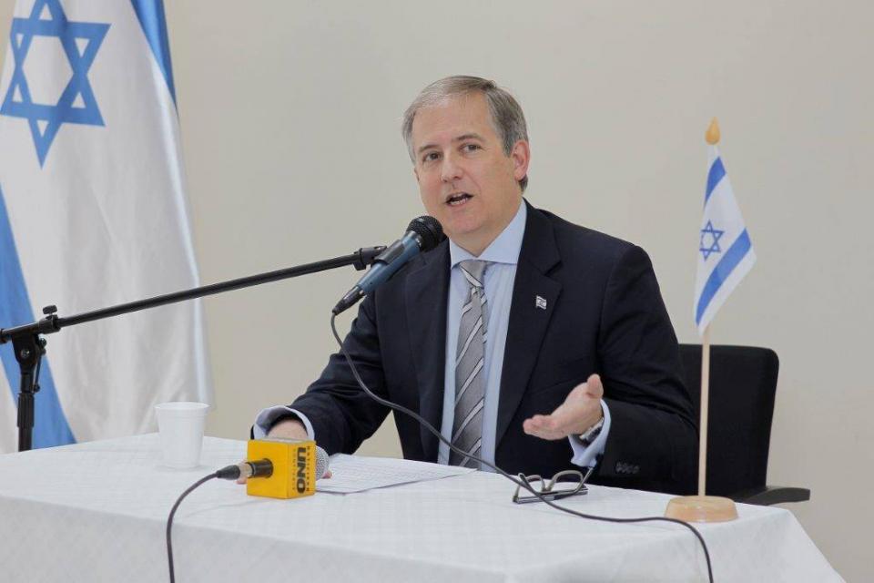 Ecuador recordó el Día Internacional en Memoria de las Víctimas del Holocausto
