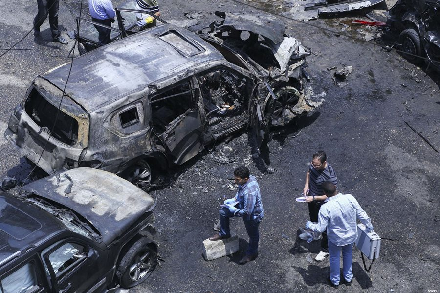 egypt-car-bomb-cairo-that-killed-Prosecutor-General-Hisham-Barakat-June-29-2015