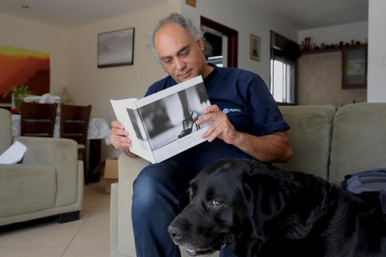 Fotógrafo argentino-israelí presenta novedosa exposición y libro en Israel