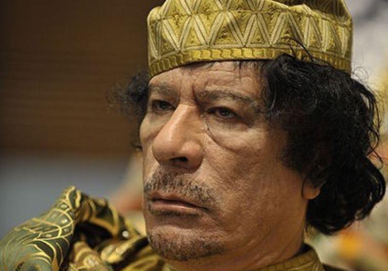 Informe: Gaddafi habría buscado el apoyo israelí en medio del levantamiento libio