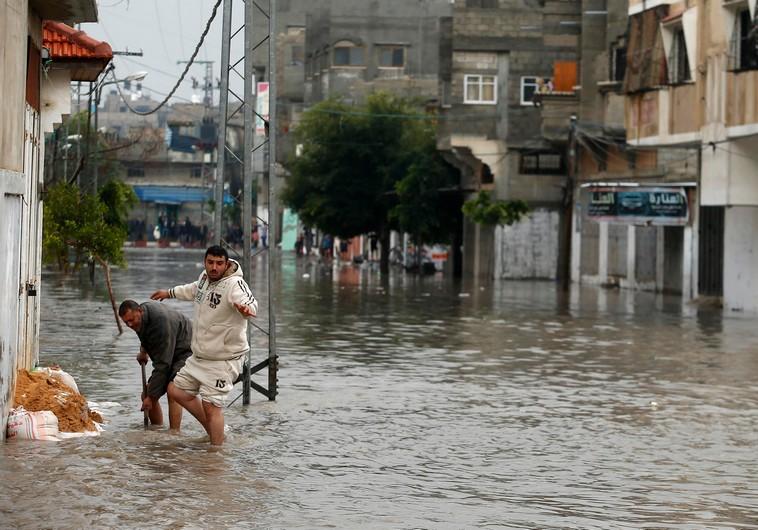 """""""la crisis de aguas residuales en Gaza es una bomba de tiempo para Israel"""""""