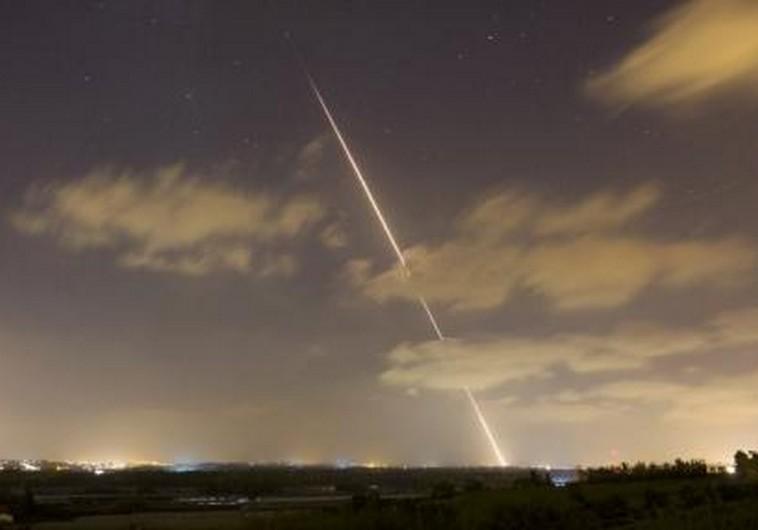 Informe: Hamás lanzó un cohete de largo alcance en el mar Mediterráneo