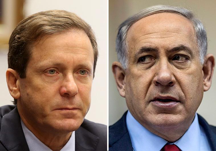 Herzog niega que se unirá al gobierno de Netanyahu como ministro de Exteriores
