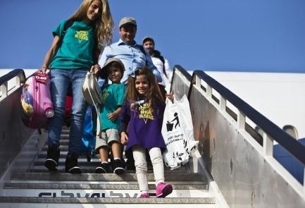 Los inmigrantes de Israel celebrarán el Día de la Aliá