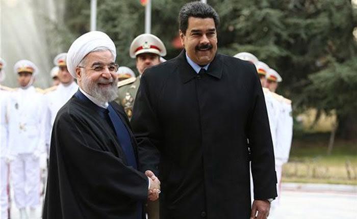 Irán ayudará a Venezuela a construir un aeropuerto y un complejo turístico