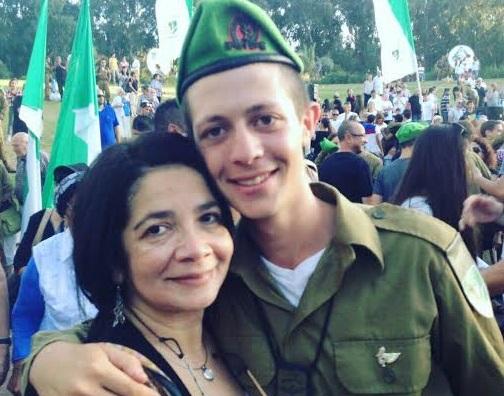 """En Iom Haatzmaut, un soldado colombiano destacó """"el orgullo de pertenecer al ejército israelí"""""""