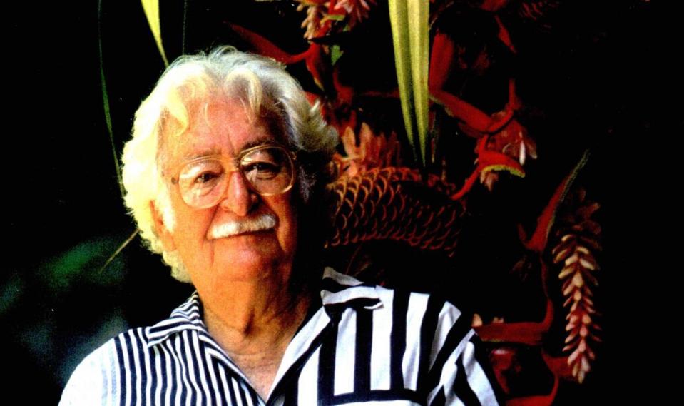 Roberto Burle Marx, el Jardinero del Edén