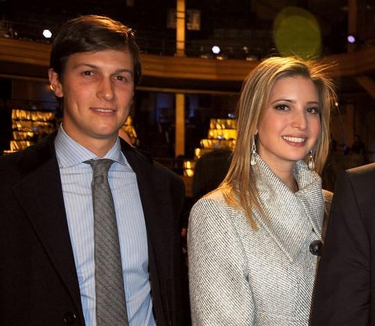 Jared Kushner, yerno de Donald Trump, fue nominado como consejero principal de la Casa Blanca