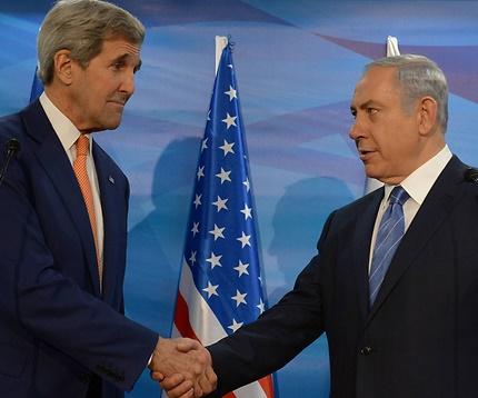 Netanyahu dialogó con Kerry sobre la construcción de asentamientos