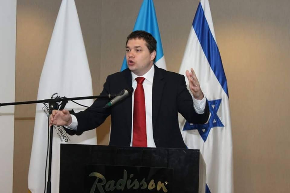 Israel colabora en la lucha contra el crimen y la corrupción en Guatemala