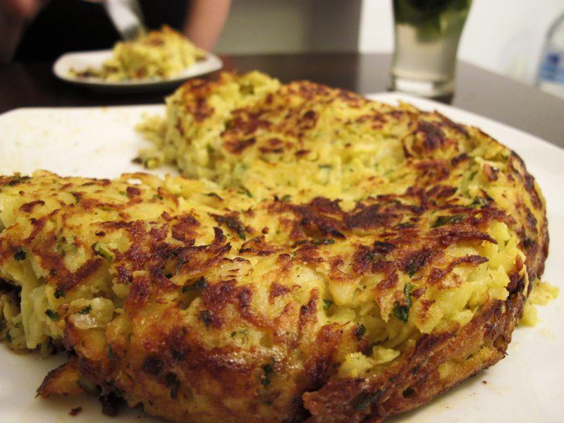 Gastronomía. Un plato ideal de la comida marroquí para Pésaj