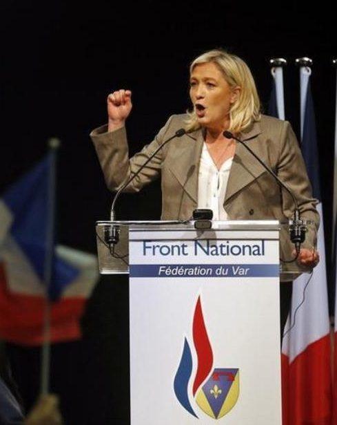 Francia: Le Pen les pide a los judíos que usen sombrero y no kipá para ayudarla a combatir el fundamentalismo islamismo