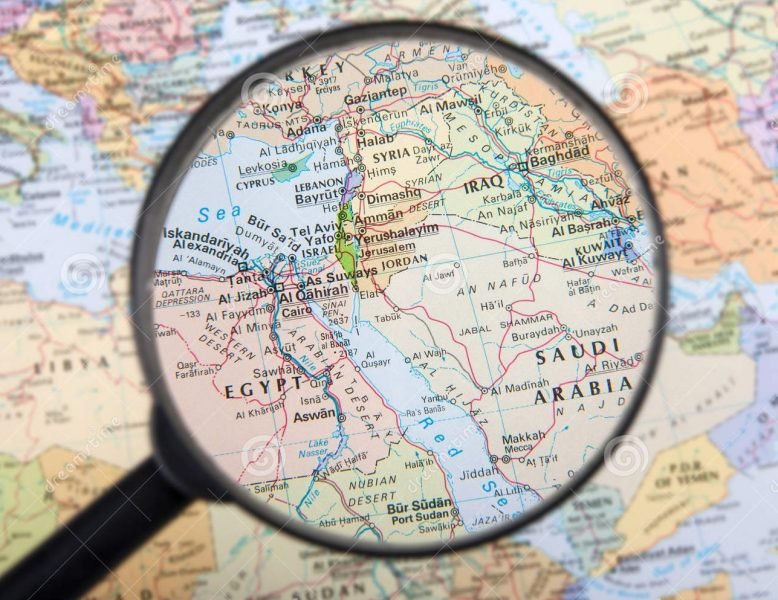 Reporte de Medio Oriente