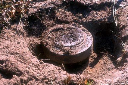 Colombianos llegan a Israel para aprender cómo eliminar las minas terrestres