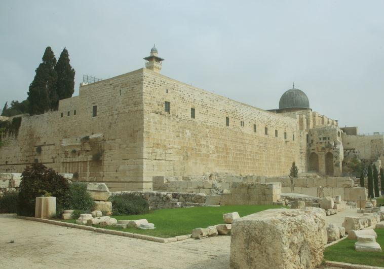 Jordania envió un memorándum de protesta a Israel sobre las incursiones en el Monte del Templo