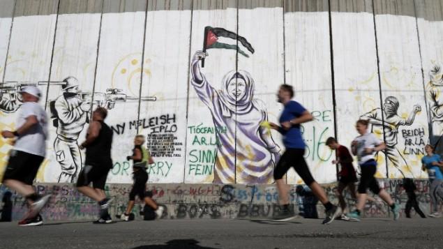 Jueces israelíes fueron demandados en Chile por la barrera de seguridad de Cisjordania