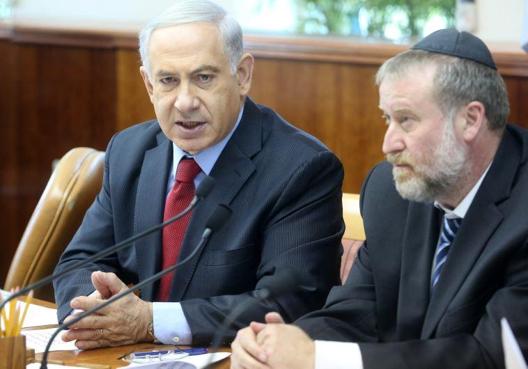 El asesor legal de Israel anunció que abrirá una investigación contra Netanyahu