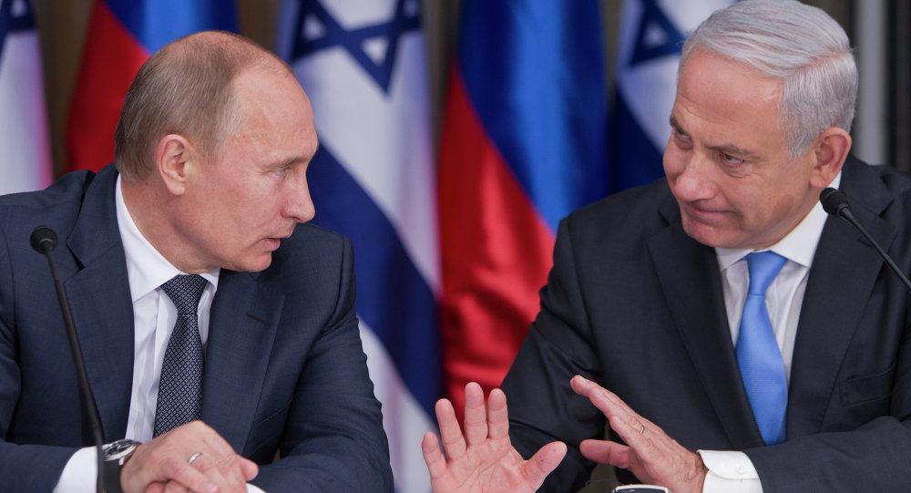 """Netanyahu a Putin: """"Los Altos de Golán son una línea roja y deben seguir siendo parte de Israel"""""""