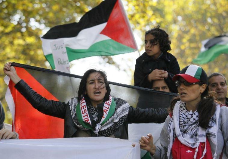 Palestinos buscan expandir la campaña del BDS contra los asentamientos israelíes