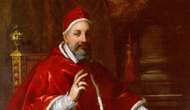 Hoy en la historia judía / Dos niños judíos son bautizados por la fuerza y el Papa Urbano VIII es su padrino