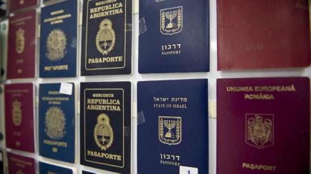 Un falsificador de una mafia iraní fue encontrado con pasaportes israelíes en Tailandia