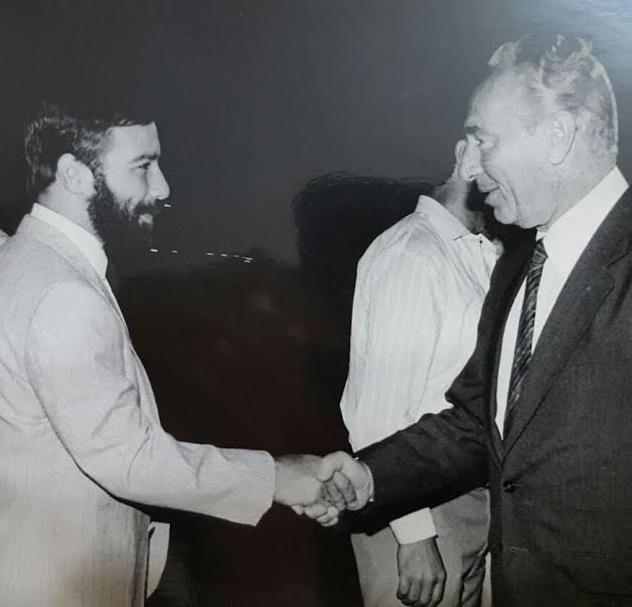 """Ex asesor de Shimon Peres: """"Peres decía: 'no tengo tiempo para ofenderme' y seguía adelante por Israel"""""""