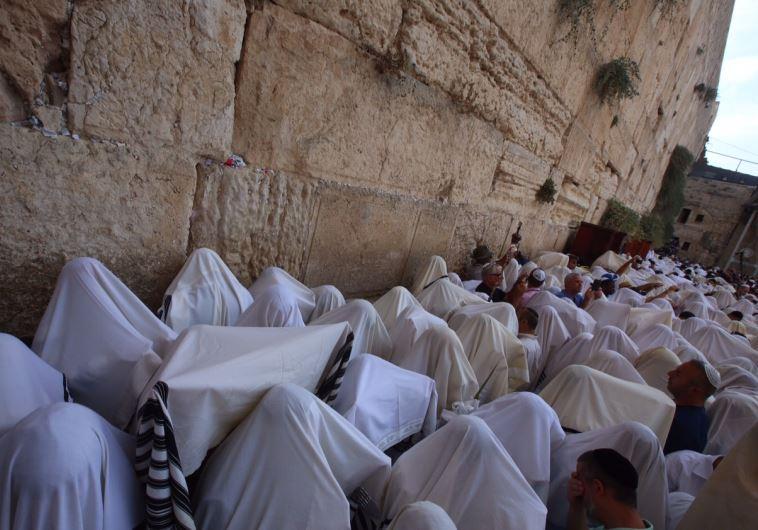 El fiscal general de Israel prohíbe que las Mujeres del Muro hagan una ceremonia por Pésaj