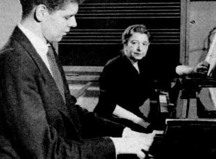 Hoy en la historia judía / Nace una pianista quien abandonó su carrera para no competir con su marido