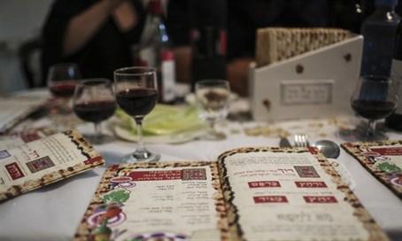 En total, un 93% de los israelíes judíos participarán de un Seder de Pésaj
