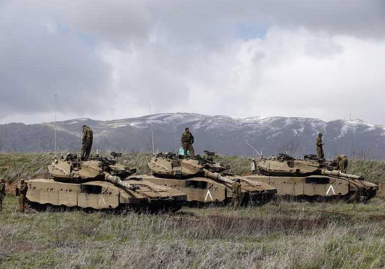 Las sirenas de cohetes suenan en el Golán después del ataque transfronterizo