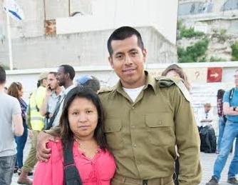 """Entrevista a un joven soldado que hizo aliá desde Perú: """"Quiero dar mi vida, al igual que todos los soldados que han muerto por Israel"""""""