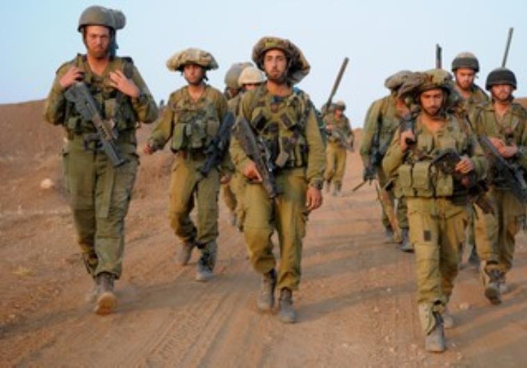 Entrenamiento: La FDI simuló una infiltración en Gaza y una situación de toma de rehenes