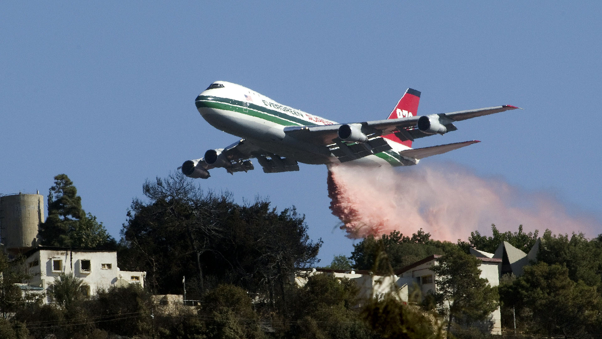 ISRAEL-FOREST-FIRE