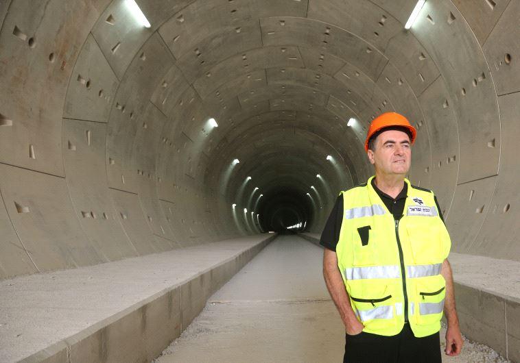 El primer tren de alta velocidad desde Jerusalem a Tel Aviv revolucionará los viajes