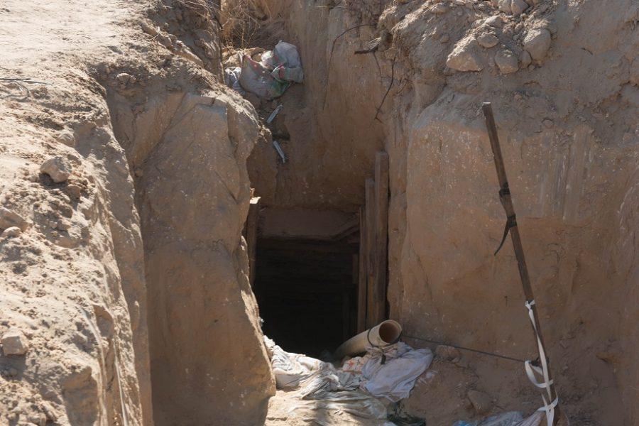 Los ciudadanos del sur de Israel recibirán una nueva alerta roja por la excavación de túneles